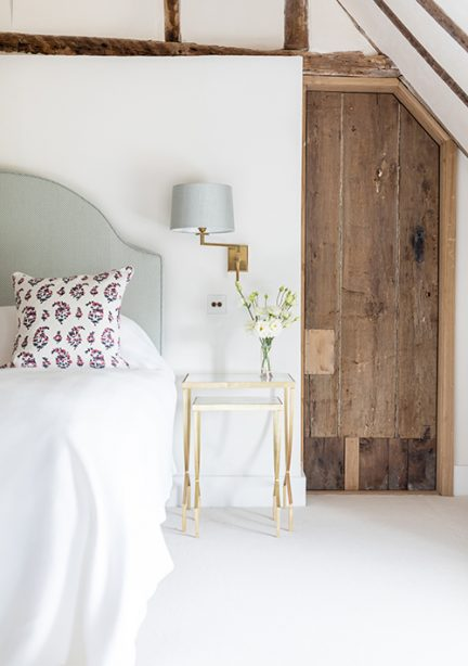 Alexandra Langdon interiors bedroom design